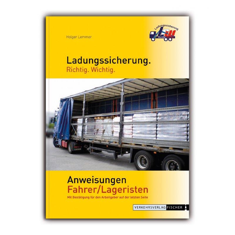 Checkliste Ladungssicherung Lkw Tracking Support
