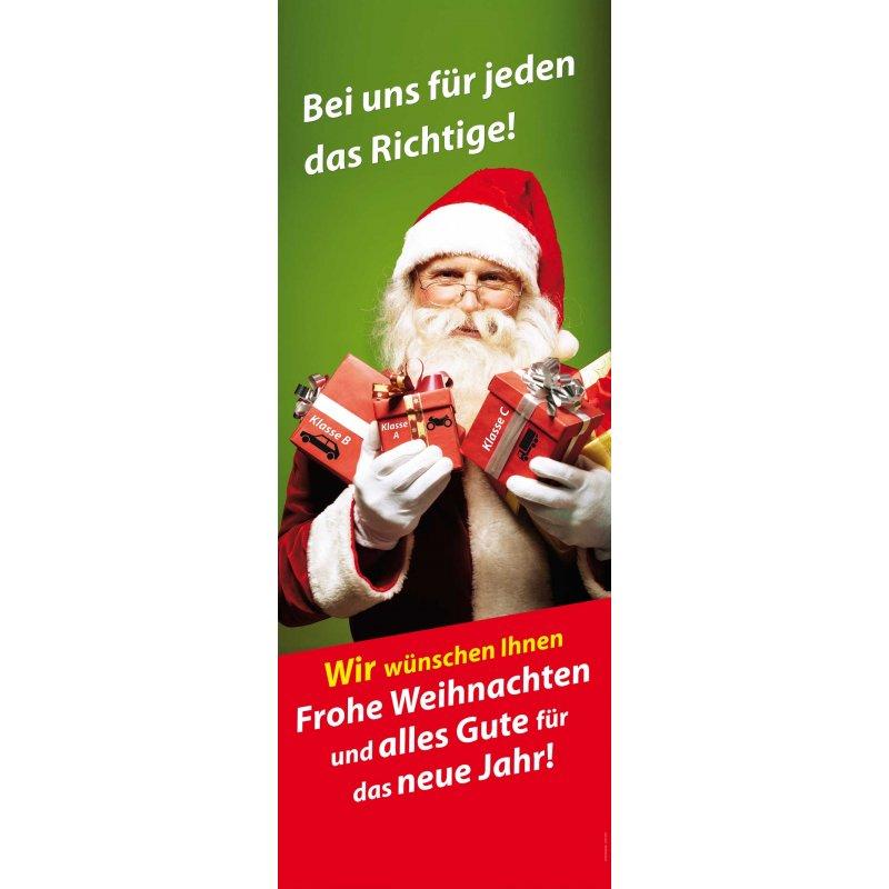 Frohe Weihnachten Und Alles Gute Im Neuen Jahr.Banner Display Frohe Weihnachten Und Alles Gute Im Neuen
