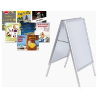 Bundle Kundenstopper Art. 9209 + 4 Plakate Art. 9234A-G
