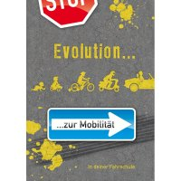 "Plakat ""Evolution"""